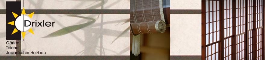 japanischer garten anlegen und gestalten drixler. Black Bedroom Furniture Sets. Home Design Ideas